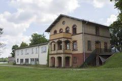 Carta del yate en Jungfernsee Fotografía de archivo