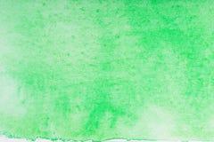 Carta dell'acquerello Fotografie Stock Libere da Diritti