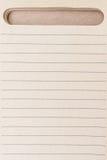 Carta dell'appunto Immagine Stock Libera da Diritti