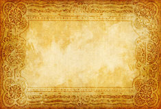 Carta dell'ornamento di lerciume immagini stock libere da diritti