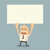 Carta della tenuta illustrazione vettoriale