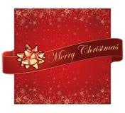 Carta di Buon Natale royalty illustrazione gratis