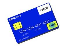 Carta di credito 10 Immagini Stock