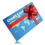 Carta di credito del regalo