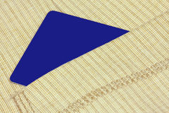 Carta di credito e casella Immagine Stock Libera da Diritti