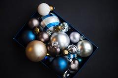 Carta di festa di Natale Fotografie Stock