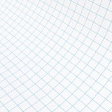 Carta di griglia Fotografia Stock
