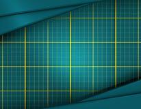 Carta di millimetro di ingegneria royalty illustrazione gratis
