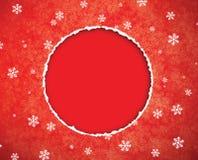 Carta di Natale Fotografia Stock Libera da Diritti