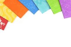 Carta di origami Fotografia Stock