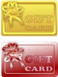 Carta di regalo royalty illustrazione gratis