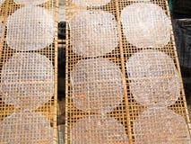 Carta di riso Fotografia Stock Libera da Diritti