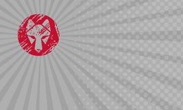 Carta di Wolf Fitness Business Immagini Stock Libere da Diritti