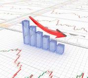 Carta, diagrama Fotos de Stock