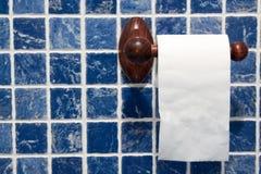 Carta igienica Fotografia Stock Libera da Diritti