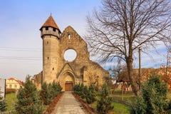 Carta-Kloster-ehemaliger Cistercian Benediktiner religiös lizenzfreie stockfotografie