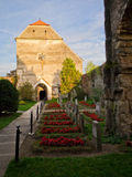 Carta monastery in transylvania Royalty Free Stock Photography