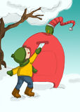 Carta a Papá Noel libre illustration