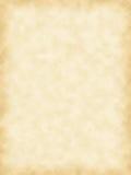 Carta pergamena in bianco Immagini Stock