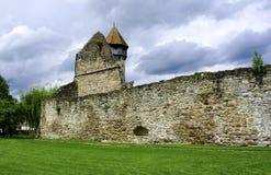 Carta, Roemenië - 8 kan 2016 - de cisterciënzer abdij van Transsylvanië Royalty-vrije Stock Foto's