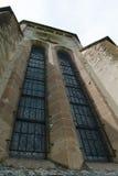 Carta, Roemenië - 8 kan 2016 - de cisterciënzer abdij van Transsylvanië Stock Foto
