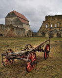 Carta, Rumänien lizenzfreies stockfoto