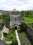 Carta, Rumania - 8 puede 2016 - la abadía cisterciense de Transilvania fotos de archivo