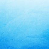 Carta sgualcita strutturata o fondo, bande di Wave Fotografie Stock