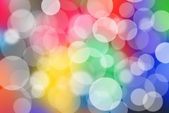 Carta variopinta dell'arcobaleno astratto per struttura del fondo fotografia stock libera da diritti