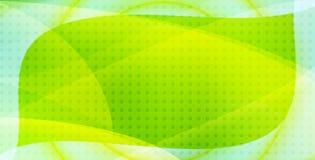 Carta verde stock de ilustración