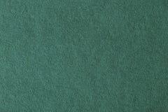 Carta verde scuro del mestiere Fotografia Stock