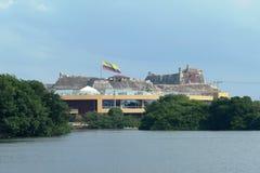Cartagena. Колумбия стоковые фотографии rf