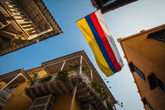 Cartagena Stockbild