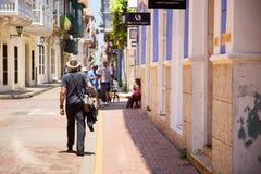 Cartagena Foto de Stock Royalty Free