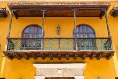 Cartagena architecture Stock Images