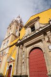 Cartagena, Cathedral churche Stock Images