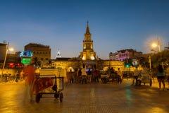Free Cartagena Clock Tower. Stock Photos - 90673303