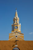 Cartagena Clock Tower Stock Image