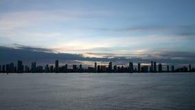 Cartagena - Colômbia Skyscapers vídeos de arquivo