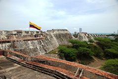 Cartagena, Colombia Royalty Free Stock Images