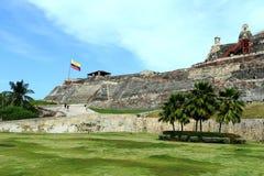 Cartagena. Colombia Fotografering för Bildbyråer