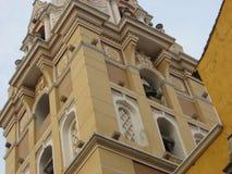 Cartagena Colombia Arkivfoton