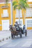 Cartagena Colombia Royalty-vrije Stock Foto's
