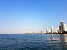 Cartagena - Colombia Royaltyfria Bilder