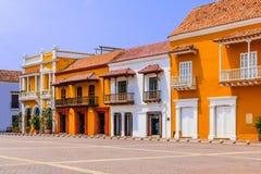 cartagena colombia Royaltyfri Fotografi