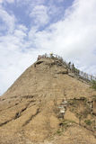 Volcan de Totumo Imagenes de archivo