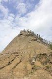 Volcan DE Totumo Stock Afbeeldingen