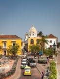 Cartagena Colombia Suramérica Fotos de archivo libres de regalías