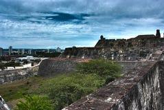 Cartagena, Columbia landscape Stock Photos