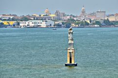 Cartagena Columbia Royalty Free Stock Image